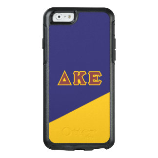 Delta Kappa Epsilon | Greek Letters.ai OtterBox iPhone 6/6s Case