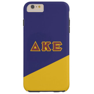 Delta Kappa Epsilon | Greek Letters.ai Tough iPhone 6 Plus Case