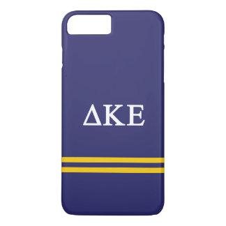 Delta Kappa Epsilon | Sport Stripe.ai iPhone 8 Plus/7 Plus Case