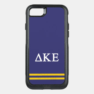 Delta Kappa Epsilon | Sport Stripe.ai OtterBox Commuter iPhone 7 Case