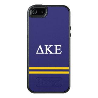 Delta Kappa Epsilon | Sport Stripe.ai OtterBox iPhone 5/5s/SE Case