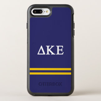 Delta Kappa Epsilon | Sport Stripe.ai OtterBox Symmetry iPhone 7 Plus Case