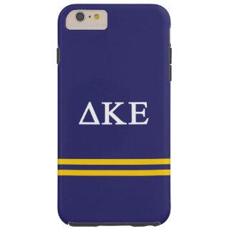 Delta Kappa Epsilon   Sport Stripe.ai Tough iPhone 6 Plus Case