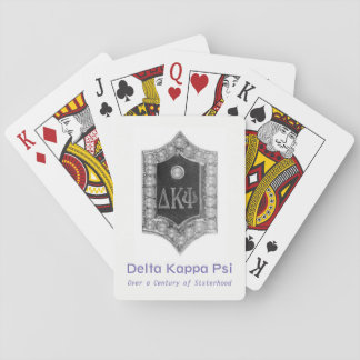 Delta Kappa Psi Playing Cards