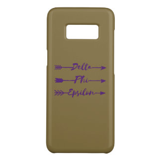 Delta Phi Epsilon Arrow Case-Mate Samsung Galaxy S8 Case