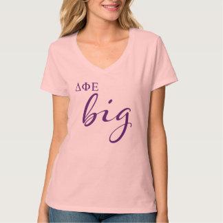 Delta Phi Epsilon Big Script T-Shirt