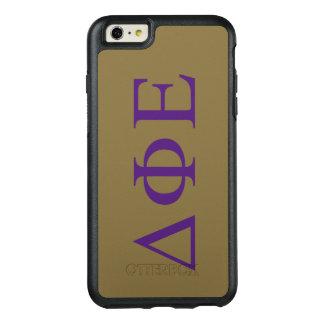 Delta Phi Epsilon Lil Big Logo OtterBox iPhone 6/6s Plus Case