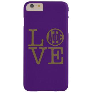 Delta Phi Epsilon Love Barely There iPhone 6 Plus Case