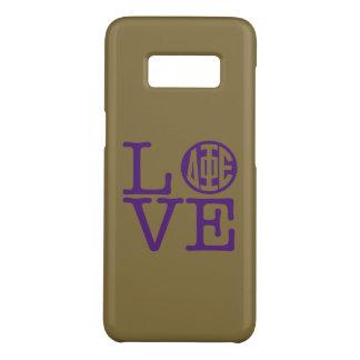 Delta Phi Epsilon Love Case-Mate Samsung Galaxy S8 Case