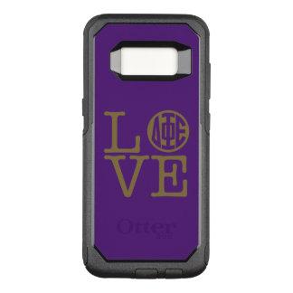 Delta Phi Epsilon Love OtterBox Commuter Samsung Galaxy S8 Case