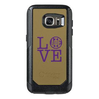 Delta Phi Epsilon Love OtterBox Samsung Galaxy S7 Case
