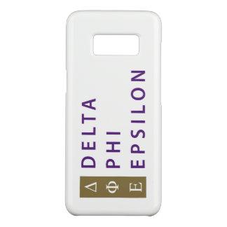 Delta Phi Epsilon Stacked Case-Mate Samsung Galaxy S8 Case