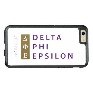 Delta Phi Epsilon Stacked OtterBox iPhone 6/6s Plus Case