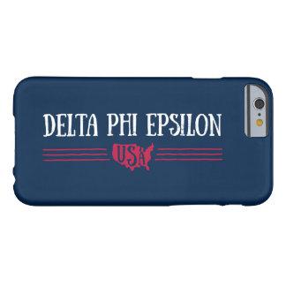 Delta Phi Epsilon USA Barely There iPhone 6 Case