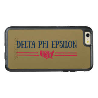 Delta Phi Epsilon USA OtterBox iPhone 6/6s Plus Case