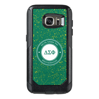 Delta Sigma Phi | Badge OtterBox Samsung Galaxy S7 Case