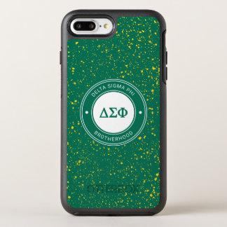 Delta Sigma Phi | Badge OtterBox Symmetry iPhone 8 Plus/7 Plus Case