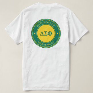 Delta Sigma Phi | Badge T-Shirt