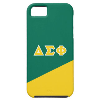 Delta Sigma Phi | Greek Letters iPhone 5 Covers