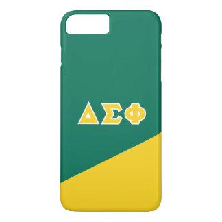 Delta Sigma Phi | Greek Letters iPhone 8 Plus/7 Plus Case
