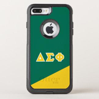 Delta Sigma Phi | Greek Letters OtterBox Commuter iPhone 8 Plus/7 Plus Case