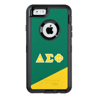 Delta Sigma Phi | Greek Letters OtterBox iPhone 6/6s Case
