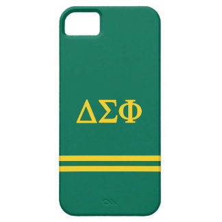 Delta Sigma Phi | Sport Stripe Case For The iPhone 5
