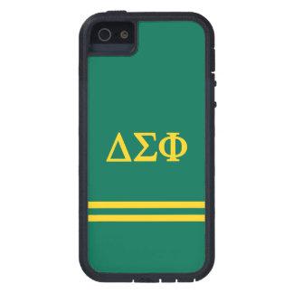 Delta Sigma Phi | Sport Stripe iPhone 5 Cover