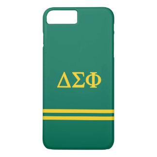 Delta Sigma Phi | Sport Stripe iPhone 8 Plus/7 Plus Case