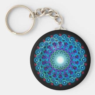 Delta Sol Keychain