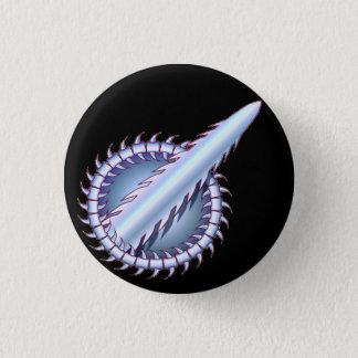Delta Spina 1 Inch Round Button
