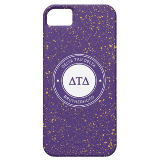 Delta Tau Delta | Badge Case For The iPhone 5