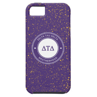 Delta Tau Delta | Badge iPhone 5 Cases