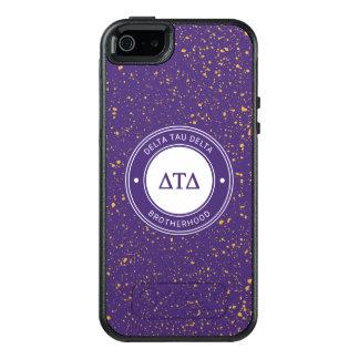 Delta Tau Delta | Badge OtterBox iPhone 5/5s/SE Case