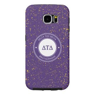 Delta Tau Delta | Badge Samsung Galaxy S6 Cases