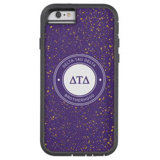 Delta Tau Delta | Badge Tough Xtreme iPhone 6 Case