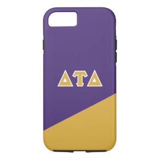 Delta Tau Delta | Greek Letters iPhone 7 Case
