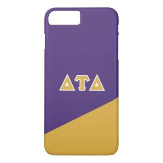 Delta Tau Delta | Greek Letters iPhone 8 Plus/7 Plus Case