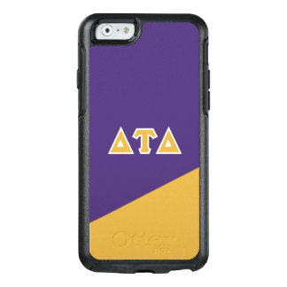Delta Tau Delta | Greek Letters OtterBox iPhone 6/6s Case