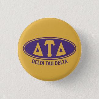 Delta Tau Delta | Vintage 1 Inch Round Button