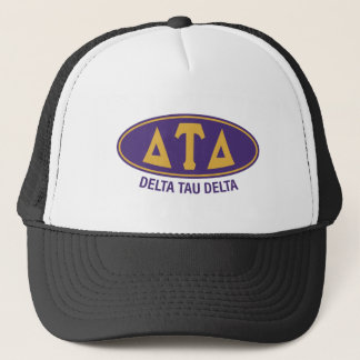 Delta Tau Delta | Vintage Trucker Hat
