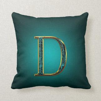 Delta Throw Pillow