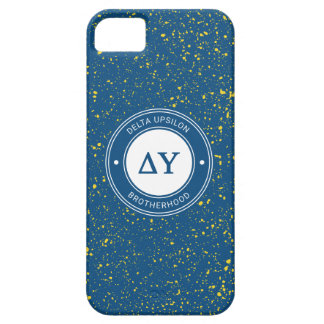 Delta Upsilon | Badge iPhone 5 Cover