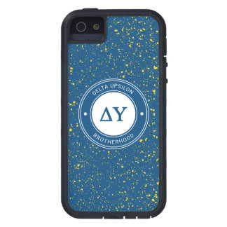 Delta Upsilon | Badge iPhone 5 Covers