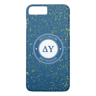 Delta Upsilon | Badge iPhone 8 Plus/7 Plus Case
