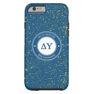 Delta Upsilon | Badge Tough iPhone 6 Case