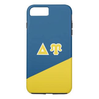 Delta Upsilon | Greek Letters iPhone 8 Plus/7 Plus Case