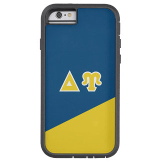 Delta Upsilon | Greek Letters Tough Xtreme iPhone 6 Case