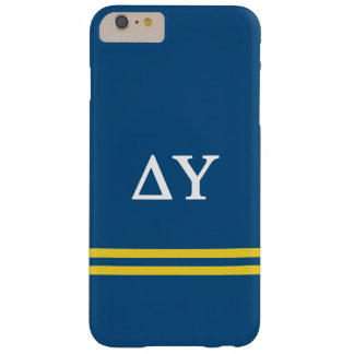 Delta Upsilon | Sport Stripe Barely There iPhone 6 Plus Case