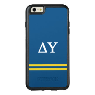 Delta Upsilon | Sport Stripe OtterBox iPhone 6/6s Plus Case